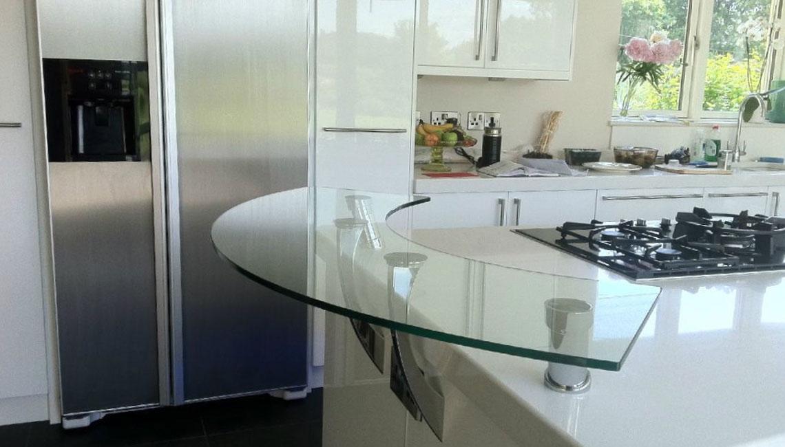 Glass Breakfast Bars