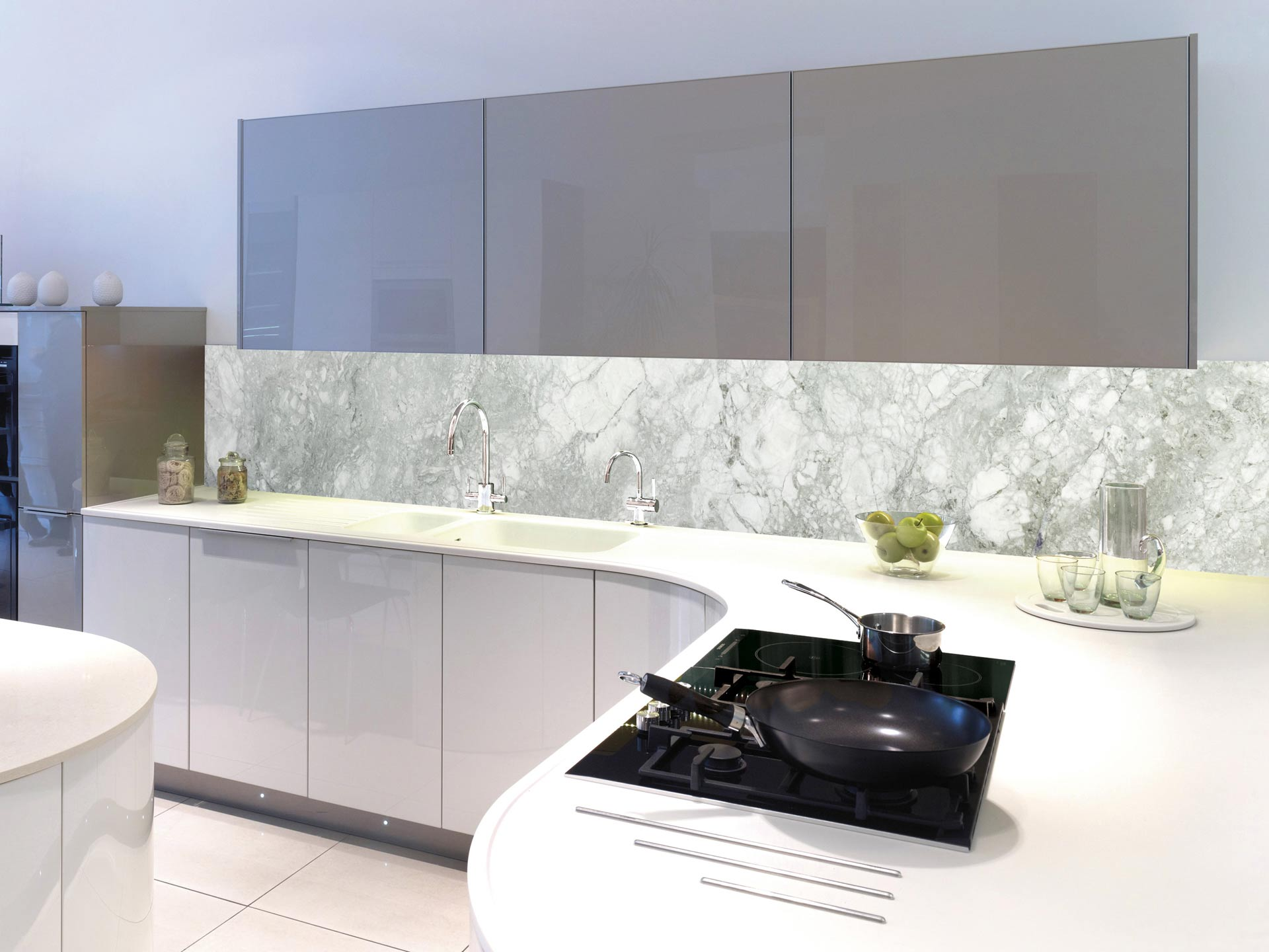 granite printed on glassglass splashbacks